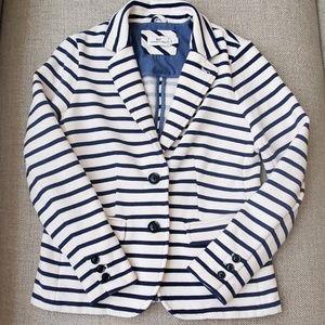 Vineyard Vines Striped Blazer Jacket S